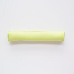 SALE / Rączka neoprenowa na rzep 25mm LIMONKOWY